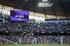 Gary Neville delivers hilarious VAR verdict following Man City vs Tottenham controversy