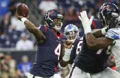 PHOTOS: Houston Texans top Detroit Lions in preseason action
