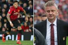 Marcos Rojo to 'go to war' over loan exit - Man Utd ace still angry about blocked Everton transfer