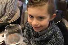 Missing Lucas Dobson 'unlikely' to be found alive after boy, 6, slipped into river and was swept away