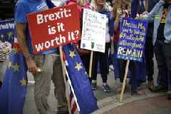 UK Faces Food, Fuel and Drugs Shortages in No-deal Brexit: Report