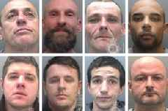 19 men police across Wales want to speak to right now