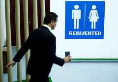 Welsh town to install anti-sex high tech toilet systems