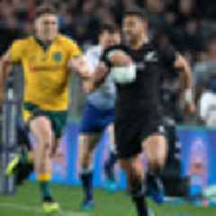 Bledisloe Cup rugby: World Cup boost - 'Sore shoulder' only for key All Blacks playmaker Richie Mo'unga
