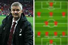 The starting XI Man Utd boss Ole Gunnar Solskjaer is expected to name for Wolves clash