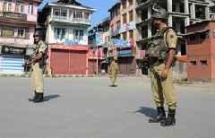 Pakistan decries cross-border fire as Kashmir security eases
