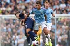Former Premier League referee delivers verdict on Erik Lamela penalty incident vs Man City
