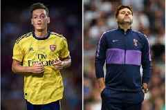 Transfer news live: Agent in talks over Ozil contract, Spurs star turns down new deal