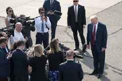 Trump looking at tax cut, not fearing recession