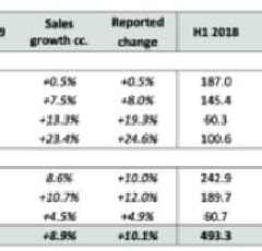 Ruyi Group's Sub-brand SMCP Achieves Its Global Sales Growth, with the Chinese Market Surging by More Than 30%