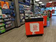 GameStop, the world's largest video game retailer, laid off over 120 more people in the latest sign that it's struggling to adapt to a changing market (GME)