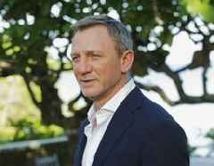 25th James Bond Film Gets a Title: 'No Time to Die'