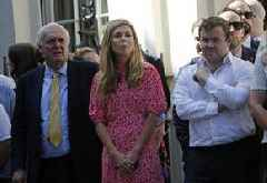 Prime Minister's partner Carrie Symonds blocked from US visit