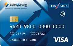 BookMyForex Partners with YES Bank to Launch Forex Card on Visa network