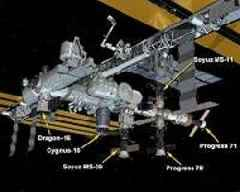 NASA astronauts to install docking adapter on ISS during next EVA