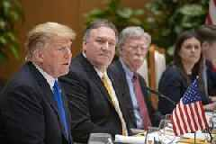 Pompeo Praises Denmark After Trump Cancels State Visit