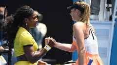 Serena Williams, Maria Sharapova Will Square Off in First Round of U.S. Open