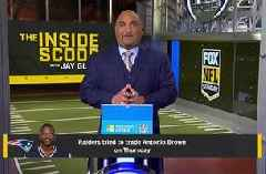 Jay Glazer on Antonio Brown-Patriots conspiracies, Raiders trying to trade AB, reveals 3 teams had interest