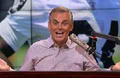 Colin Cowherd reacts to Antonio Brown signing with the Patriots