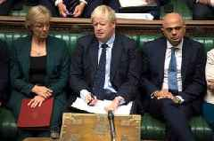 Boris Johnson's second attempt to call General Election fails - this is what happens next