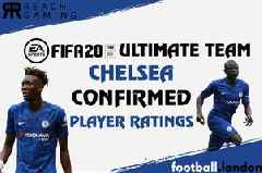 Chelsea FIFA 20 player ratings confirmed: N'Golo Kante takes top spot in Eden Hazard's absence