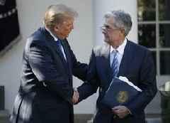 Trump calls Fed officials 'Boneheads' as he demands zero or negative interest rates