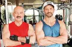 Hrithik Roshan: When I was selected for Kaho Na... Pyaar Hai, I trained diligently with Salman Khan