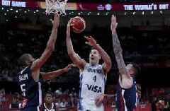 Argentina moves to World Cup final, tops France 80-66
