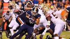 No. 25 Virginia Outlasts Florida State in Chaotic Finish at Scott Stadium