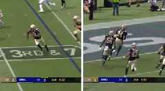 Saints Still Can't Catch a Break vs. Rams, Get Robbed of Fumble Return Touchdown