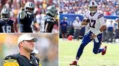 Week 2 Takeaways: Josh Allen Owns New York, Cowboys Outclass Another Rival, Big Ben Down