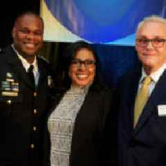 Rochester Police Department Celebrates 200 Years and Mayor Lovely Warren Introduces New Chief of Police La'Ron D. Singletary at Rochester Police Foundation's Annual Blue and Gold Gala.