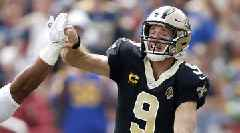 Report: Drew Brees Believed To Have Ligament Issue In Hand