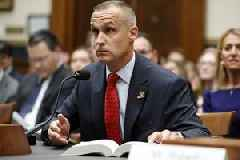 Corey Lewandowski clashes with Democrats at impeachment hearing over Russia investigation