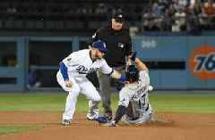 Rays' 8th-inning rally not enough in loss to Corey Seager, Dodgers