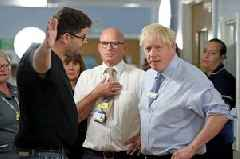 Watch: Prime Minister Boris Johnson confronted by furious parent of sick child over the state of the NHS