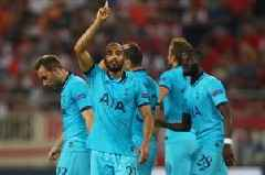 Some Spurs fans say the same thing about Lucas Moura and Unai Emery after goal vs Olympiacos