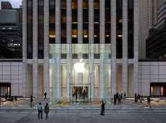 Take a look inside the completely redesigned Fifth Ave Apple Store in NYC, which is now the largest in the world