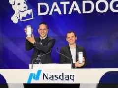 Data analytics company Datadog soared 39% on its first day of public trading. The CEO says its next big thing is hiring: 'I spend my days making sure we hire people well.' (DDOG)