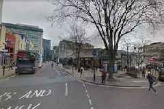 Homeless man found guilty of raping woman as she walked to work in Birmingham city centre
