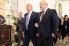 Trump, Boris Johnson Discuss Need for 'United Diplomatic Response' on Saudi Oil Attack