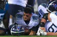 Colin Cowherd: It's time for the Titans to move on from Marcus Mariota