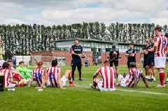 Players are still behind me insists Stoke City boss Nathan Jones