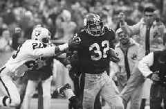 Immaculate: Franco Harris' TD catch voted greatest NFL play
