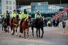Why Sunday's Premier League fixtures will be a nightmare for the Metropolitan Police