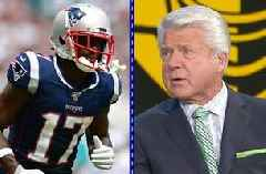 Is Antonio Brown done in the NFL? Jimmy Johnson: 'I wouldn't touch him ever'
