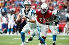 Panthers QB Kyle Allen steps up with 4 TD passes in second career NFL start