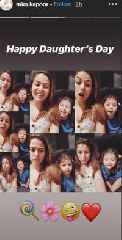 Daughters' Day: Ajay Devgn, Mahesh Babu, Mira Rajput share adorable pictures
