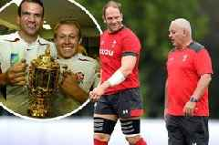 Shaun Edwards compares Wales to England's Rugby World Cup winning Class of 2003
