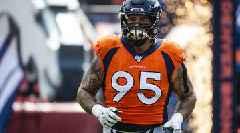 NFL Week 3 Injury Roundup: Broncos DE Derek Wolfe Carted Off With Ankle Injury
